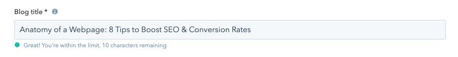 SEO Tips, Conversion Rates, On Page SEO