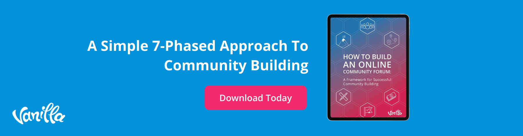 A Simple 7 Phased Approach To Community Building