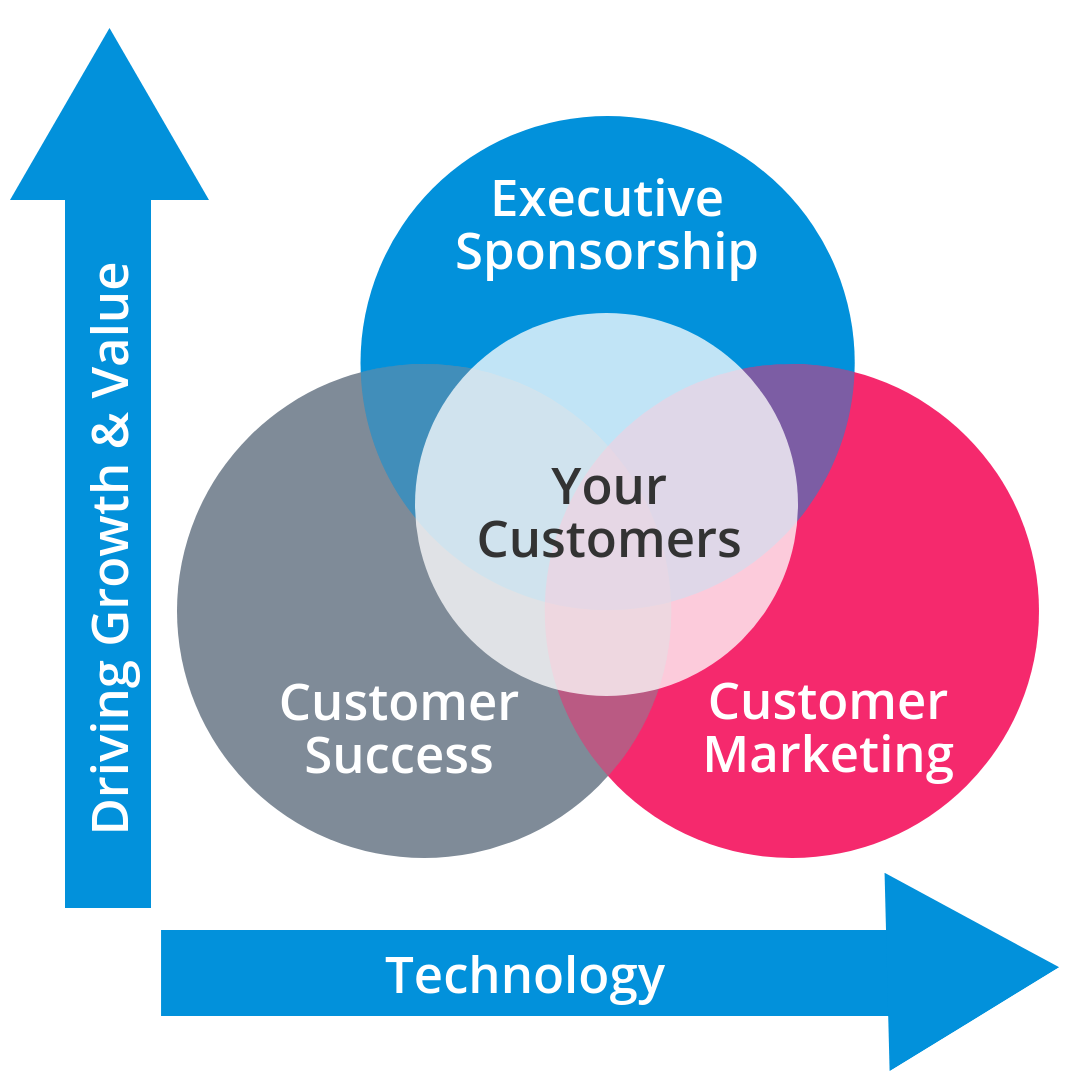 Relationship between Customer Success Teams and the Technology Stack