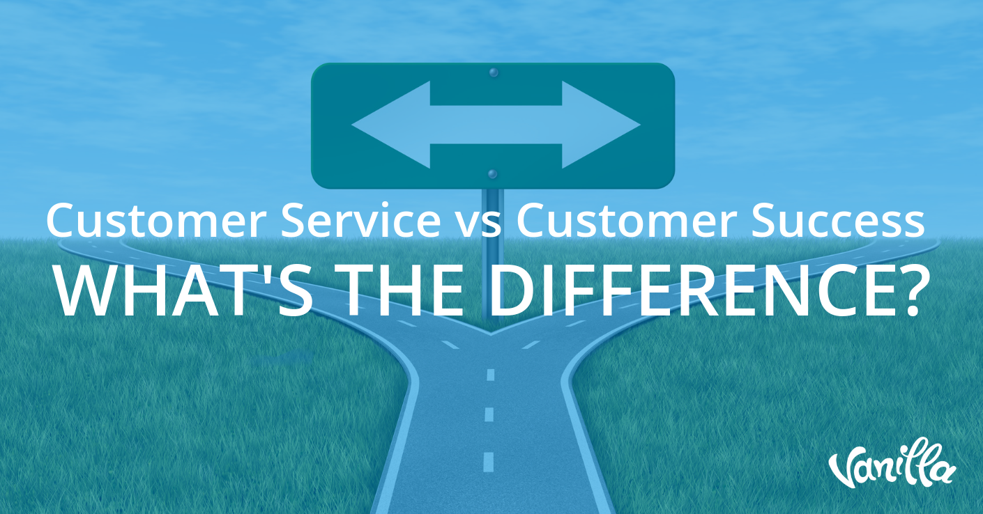Customer Service vs Customer Success: What's the Difference?