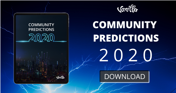 2020 Community Predictions