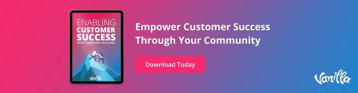 Customer Success in Your Community