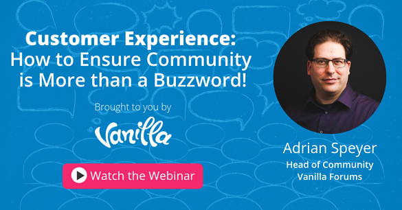 How to Ensure Community is More than a Buzzword