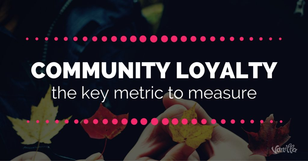 community loyalty