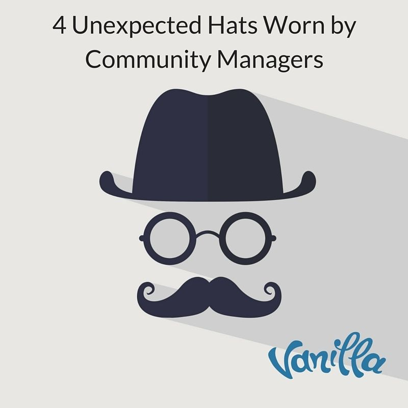 4 Unexpected Hats Worn by Community Managers