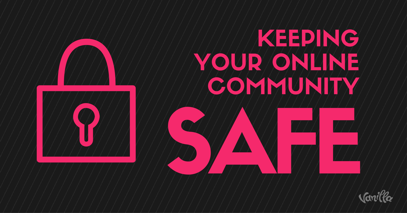 Online community safe protect