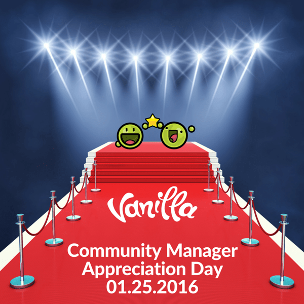 Community Manager Appreciation Day