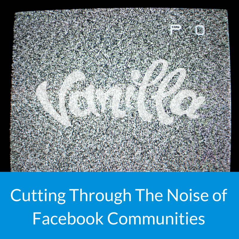 Cutting Through The Noise of Facebook (2)