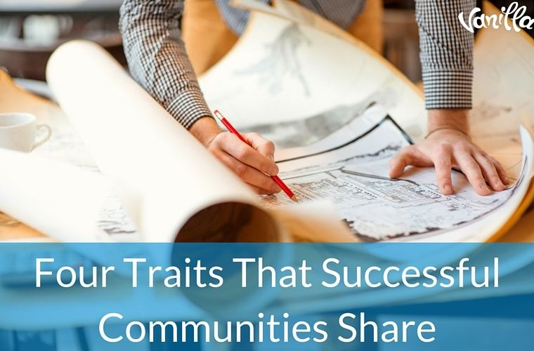 Four Traits That Successful Communities Share