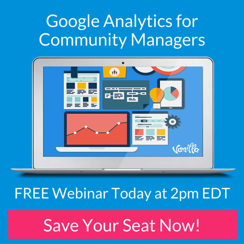 Google Analytics for Community Managers