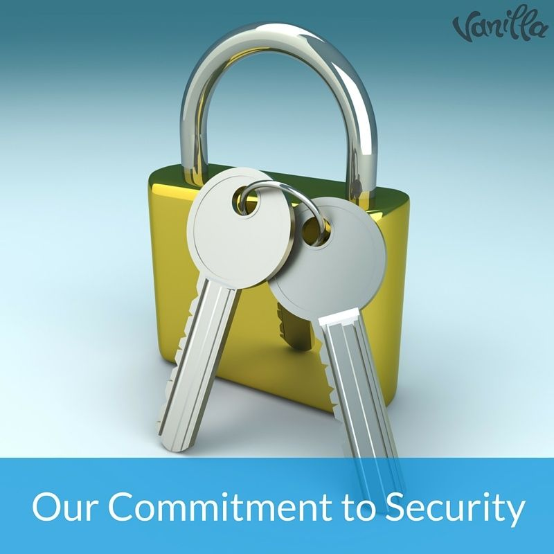 Our Commitment to Security