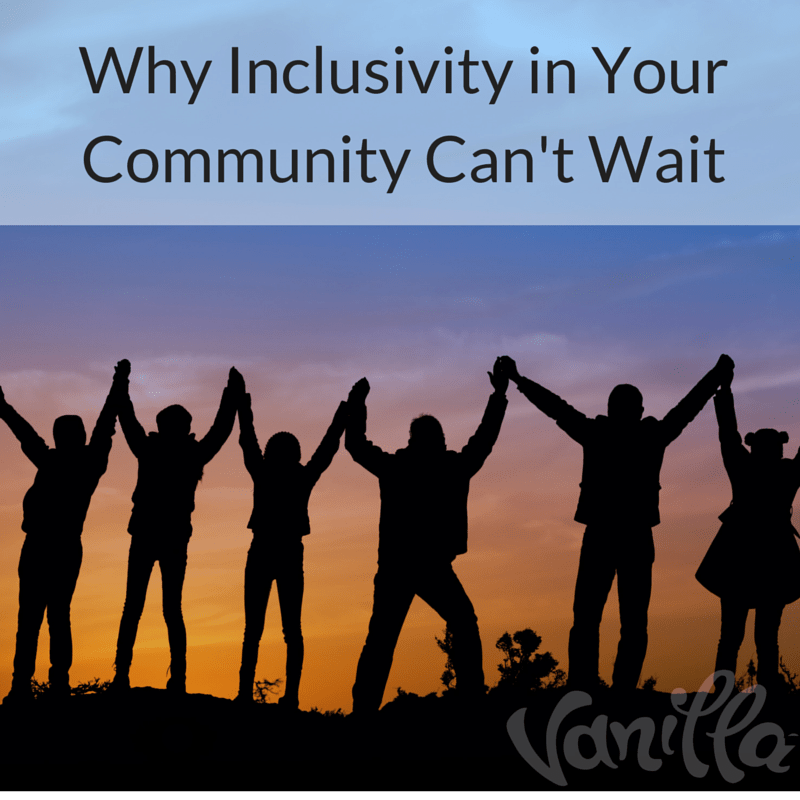 Why Inclusivity in Your Community Can't
