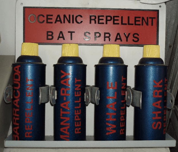 batman sprays