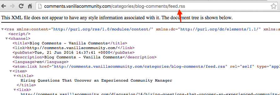 comments_vanillacommunity_com_categories_blog-comments_feed_rss