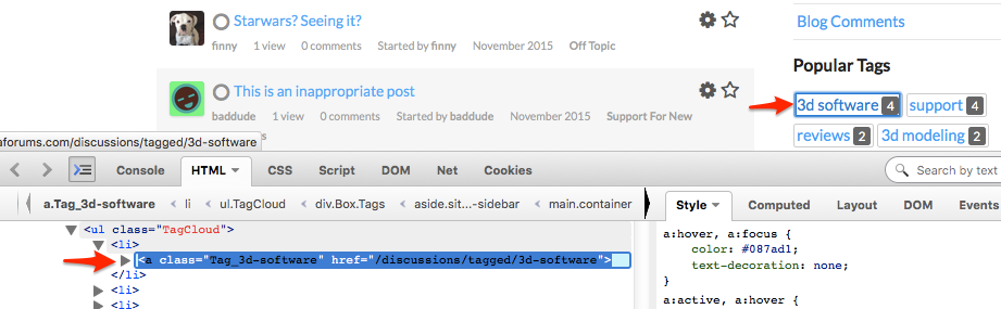 css-class-tags