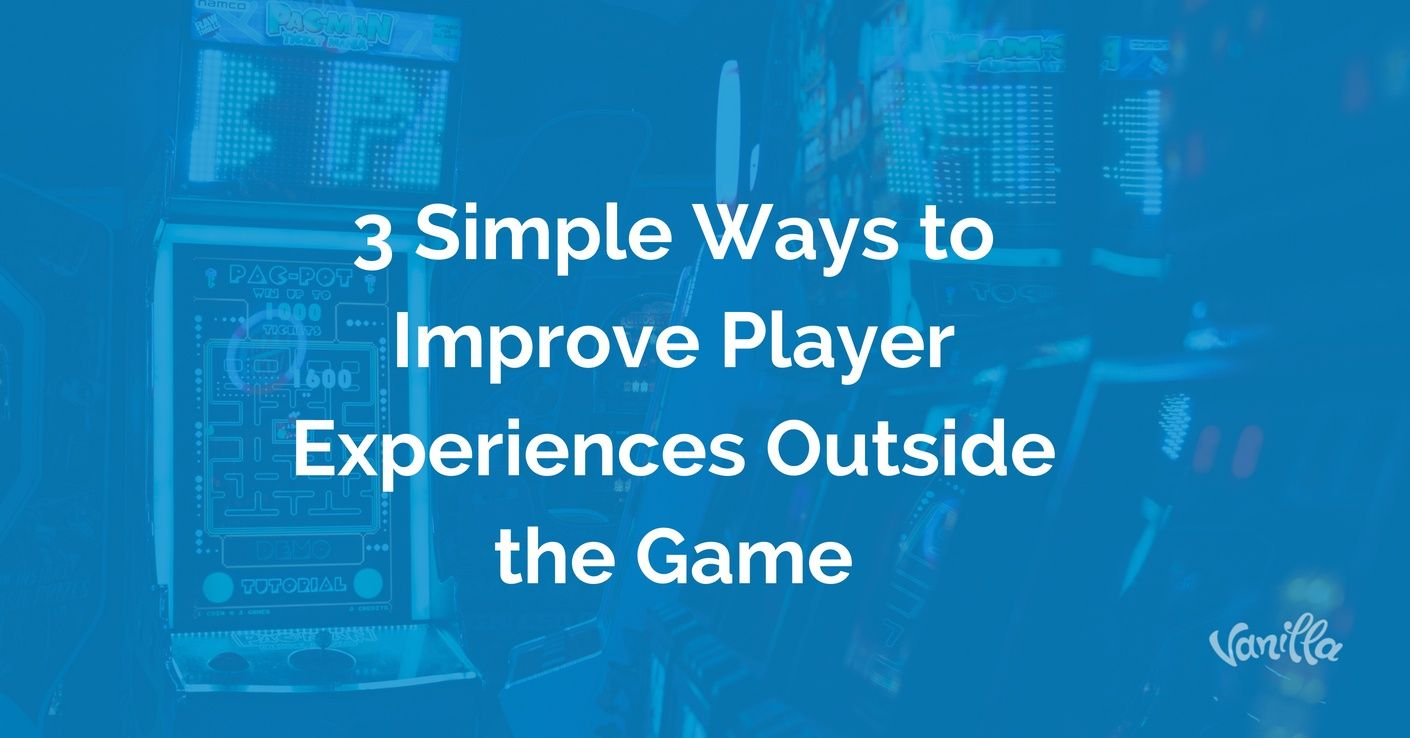 gaming player experience