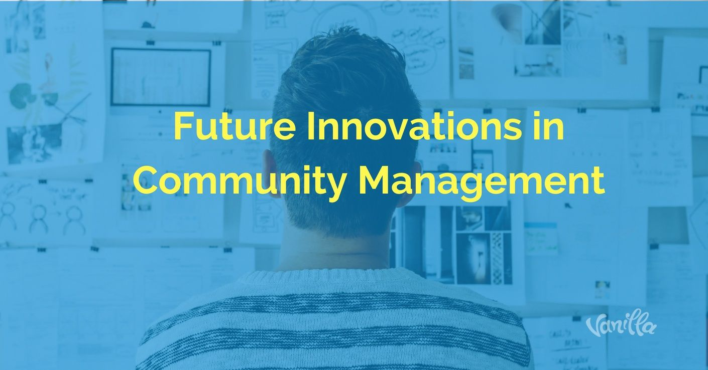innovations in community management