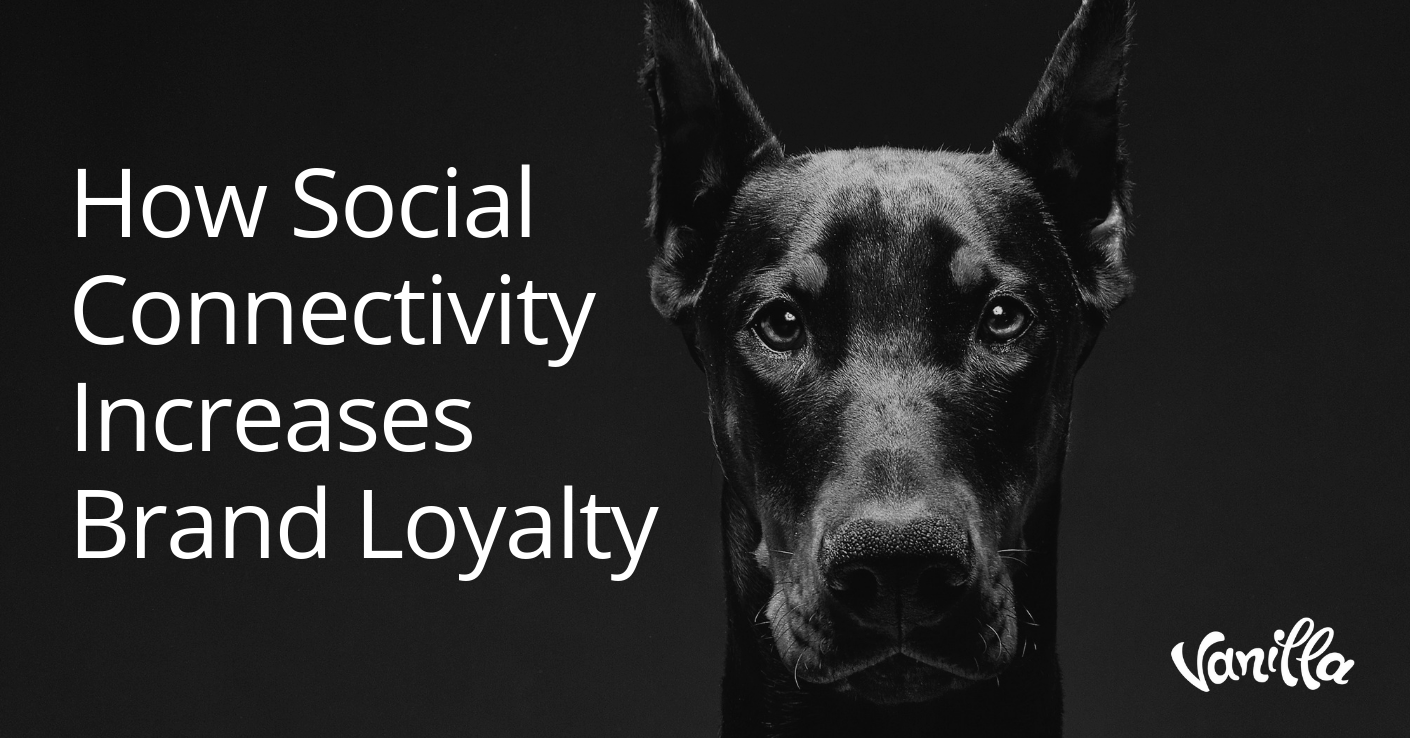 How Social Connectivity Increases Brand Loyalty