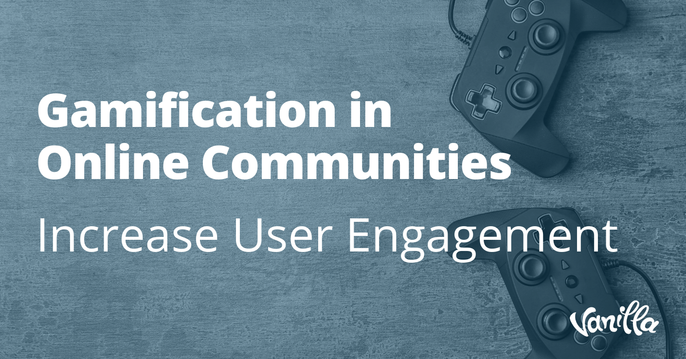 Gamification in Online Communities: Increase User Engagement
