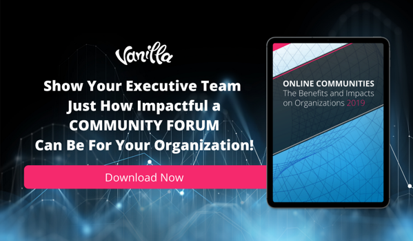 Online Communities: The Benefits and Impacts on Organizations.
