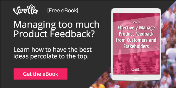 Effectively Manage Product Feedback from Customers