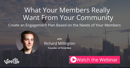 Webinar - Community Engagement Plan