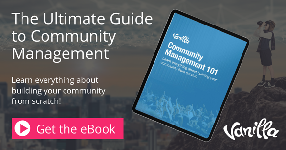 eBook Community Management 101