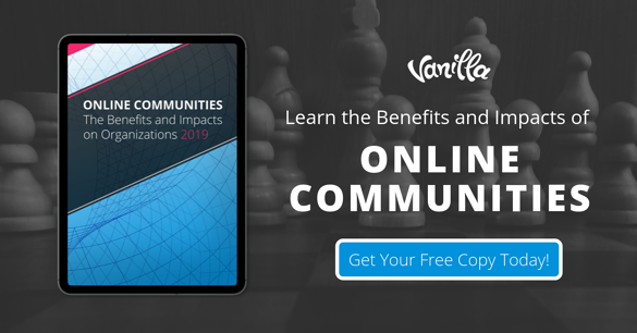 eBook Online Communities Research