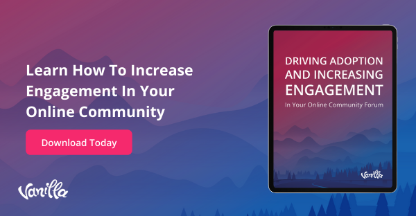 eBook-Driving Adoption and Increasing Engagement in Your Online Community