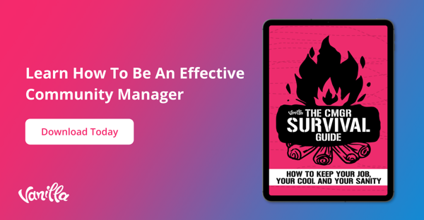 eBook-The Community Managers Survival Guide