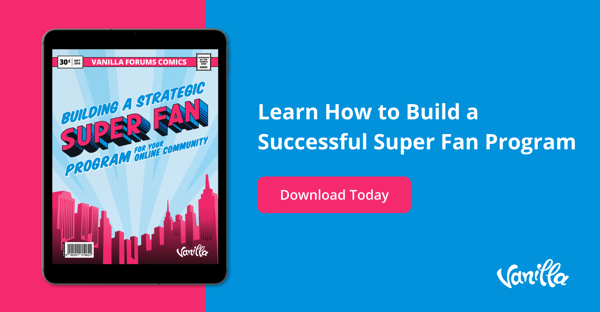 ebook - building a super fan program