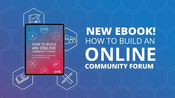 how to build an online community forum: a framework for successful community building