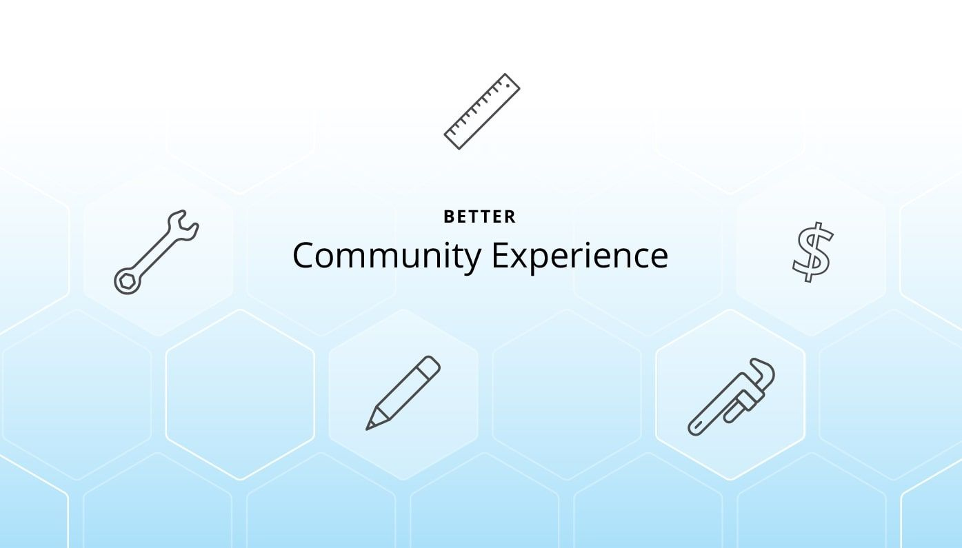 Mapping the Journey to a Better Community Experience