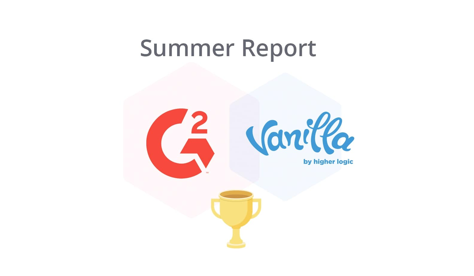 The G2 Summer Report Names Vanilla by Higher Logic a Leader in Online Community Management