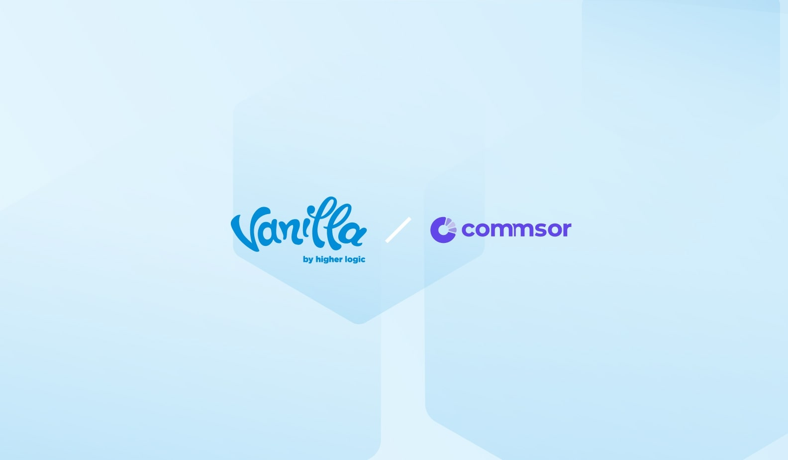 Vanilla and Commsor have Joined Forces 💪