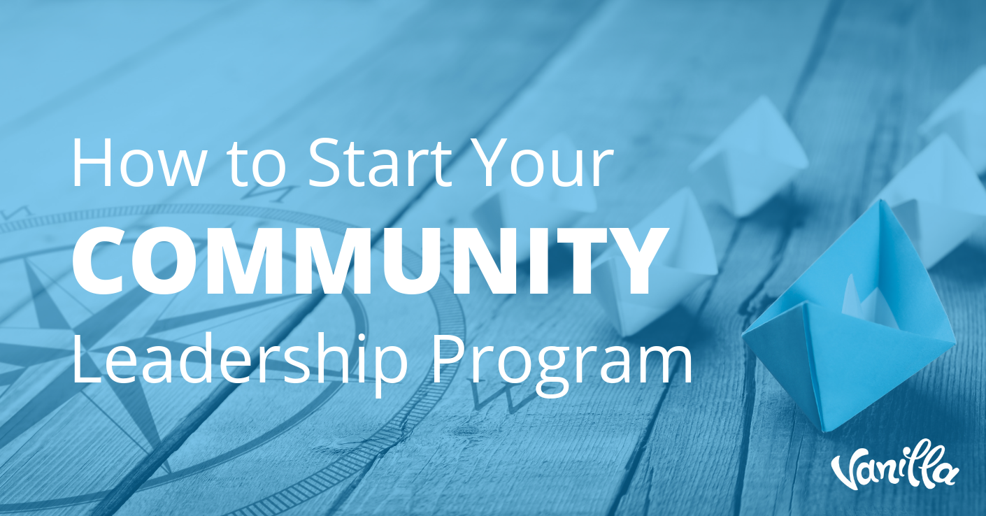 How to Start Your Community Leadership Program