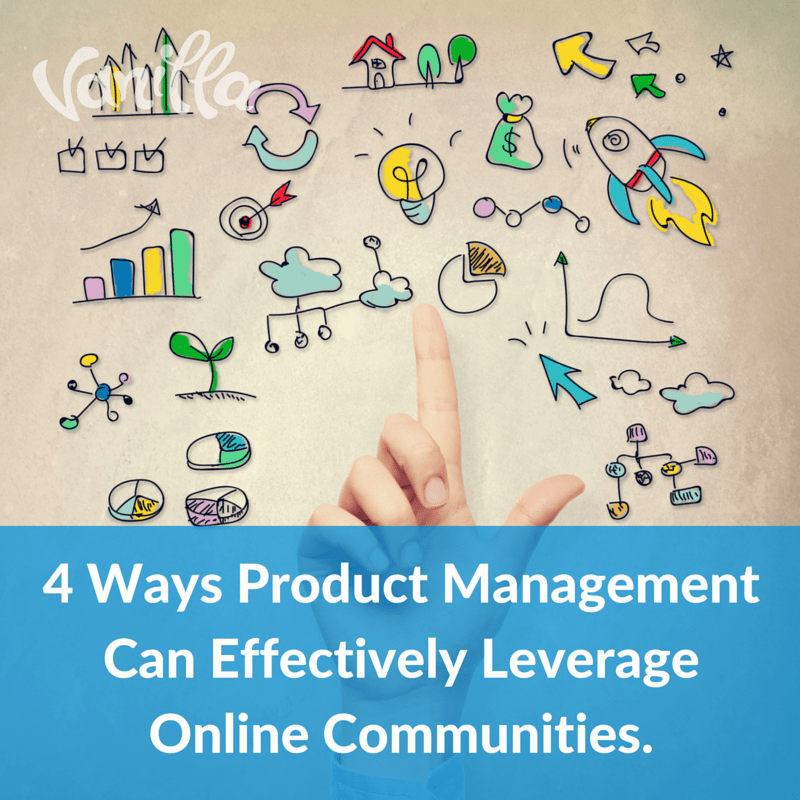 4 Ways Product Management Can Leverage Online Communities