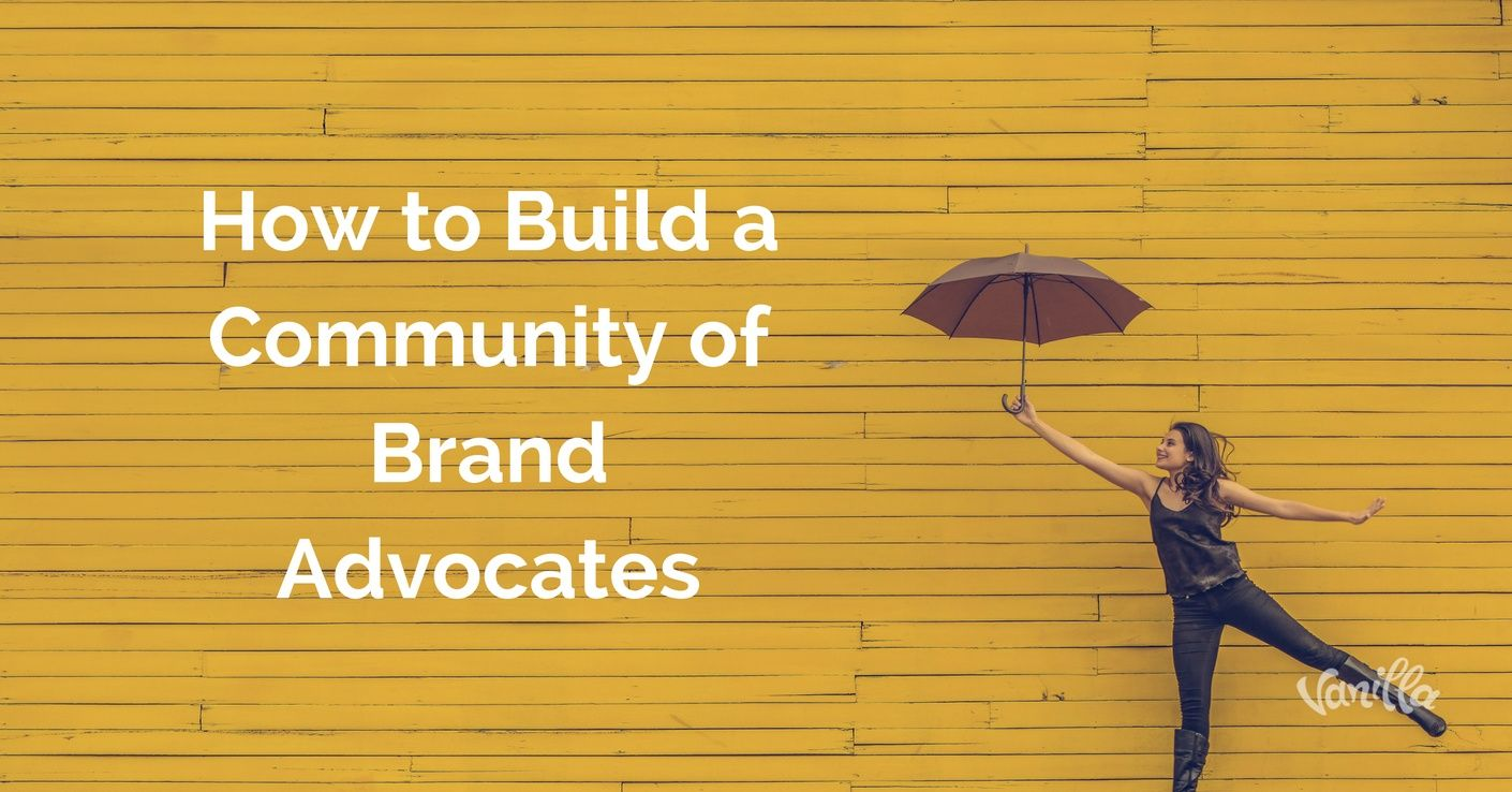 [Community] Quick Guide to Building a Community of Brand Advocates for B2B
