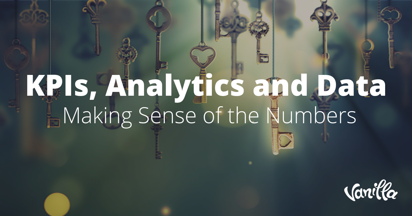 KPIs, Analytics and Data: Making Sense of the Numbers
