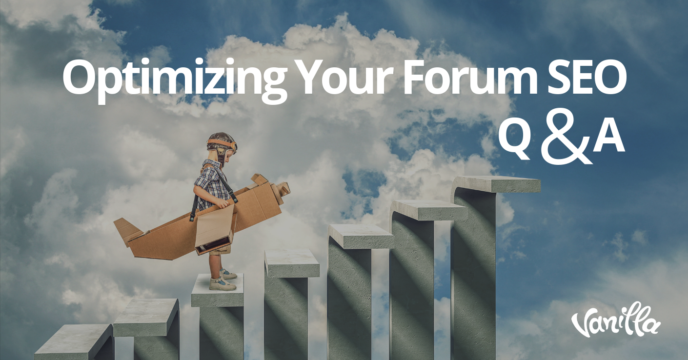 Optimizing Your Forum SEO: Q&A