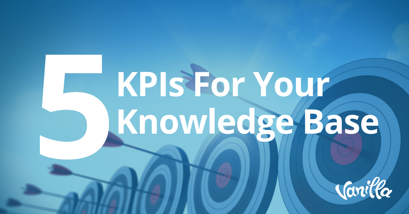 5 KPIs For Your Knowledge Base